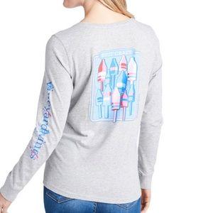 🐳NWT Vineyard Vines Buoy Crazy T-shirt size S